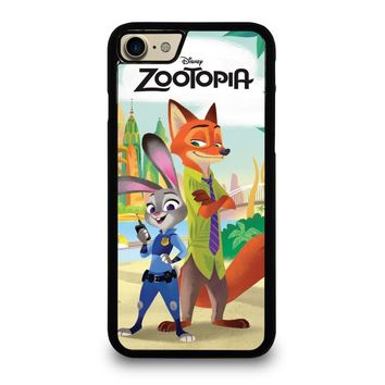 ZOOTOPIA JUDY AND NICK Disney Case for iPhone iPod Samsung Galaxy