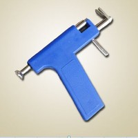 Blue Ear Metal Piercing Gun/ Steel Pierce (Model: L010037)