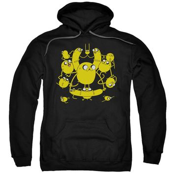 Adventure Time - Jakes Adult Pull Over Hoodie
