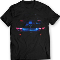 Dodge Challenger R/T El Diablo T-shirt 100% Cotton