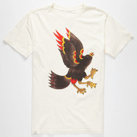 Altamont 3 Crow Mens T-Shirt Bone  In Sizes