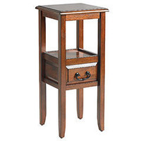 Pier 1 Imports - Pier 1 Imports > Catalog > Furniture > Pier1ToGo Product Details - Anywhere Pedestal Table - Brown