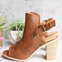 very volatile - bolten sandal (women) - tan