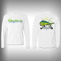 Youth Mahi SurfMonkey - Youth Performance Shirts - Fishing Shirt