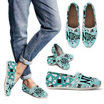 Nurse Care Casual Shoes
