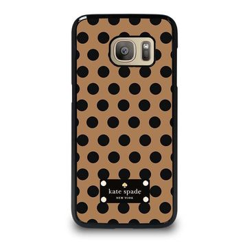 KATE SPADE POLKADOTS Samsung Galaxy S7 Case Cover