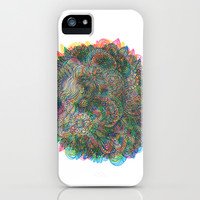 Hallucinations iPhone & iPod Case by Marcelo Romero
