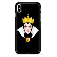 Evil Queen iPhone X Case