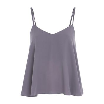 Rouleau Swing Camisole Top - Tops - Clothing