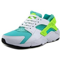 Nike Huarache Run (GS) Youth White Running Shoe