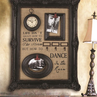 Vintage Chic Wall Collage Frame