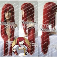 Cosplay Wig Anime fairy tail (Erza Scarlet) cosplay wig