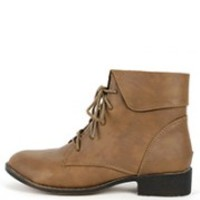 Combat Boots for Women starting from $20 at MakeMeChic.com