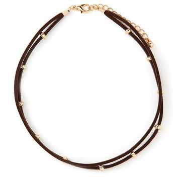 Faux Suede Choker | Forever 21 - 1000203710