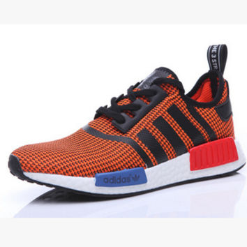 """ADIDAS"" Trending Fashion Casual Sports Shoes  Orange"