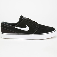 Nike Sb Zoom Stefan Janoski Mens Shoes Black/White  In Sizes