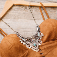 Into The Groove Necklace Set