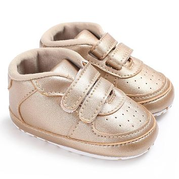 Toddler Baby Boy Girls Mocassins Baby Fashion PU leather Moccasins Newborn Baby Shoes For Kids Sneaker Sport Shoes
