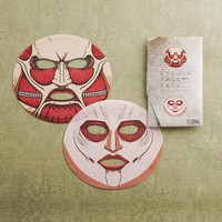 Kyojin Face Pack