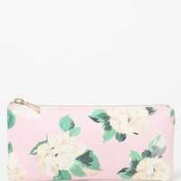 Ban.do Floral Pencil Pouch at PacSun.com