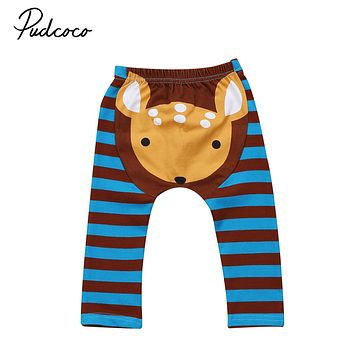 Cute Newborn Baby Boys Girls Bottoms Pants Panty Harem Pants Trousers Infant Toddler Girl Boy Casual Lovely Pant Clothing