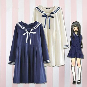 Japanese Sailor Dress