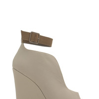Top Notch Ankle Strap Bootie Wedges GoJane.com