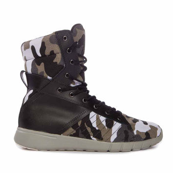Summer Camouflage/Black Tactical Trainer Bodybuilding Sneaker