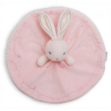 Cute Baby Pacifier Bunny Soothing Towel Baby Plush Toys Infant Very Soft Security Blanket Sleep Friend Plush Rabbit Doll Toys