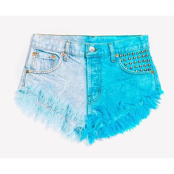 Malibu Surf Studded Babe Shorts