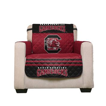 South Carolina Gamecocks Home Game Reversible Chair Cover