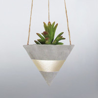 Air Planter, Mini Planter, Hanging Planter, Succulent Planter, Concrete Planter, Modern Planter, Geometric Planter, Air Plants, Succulents