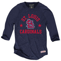 St. Louis Cardinals Media Guide Raglan T-Shirt - MLB.com Shop