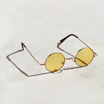 UO Small '70s Round Sunglasses | Urban Outfitters
