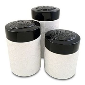 Mickey Mouse Kitchen Canister Set | Disney Store