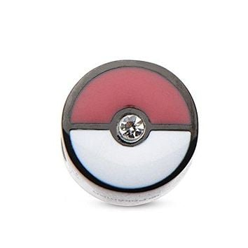 Pokémon Poké Ball Gem Charm