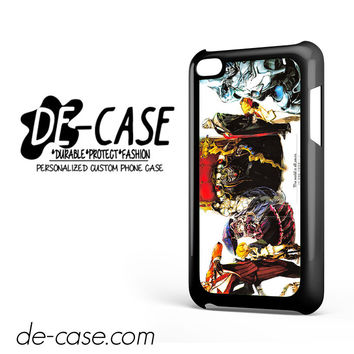 Overlord Japan Manga DEAL-8331 Apple Phonecase Cover For Ipod Touch 4
