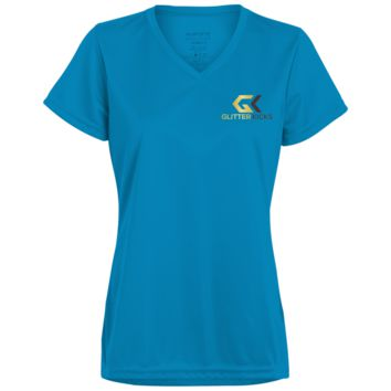 GlitterKicks 1790 Augusta Ladies' Wicking T-Shirt