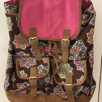 Simply Southern Fold Over Backpack