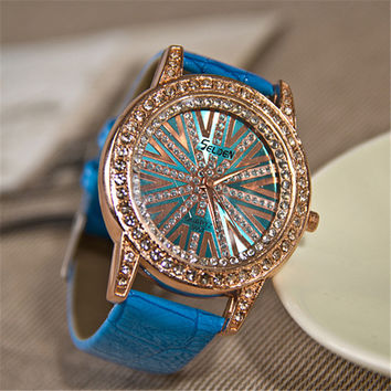 Good Price Designer's Great Deal New Arrival Trendy Gift Awesome Stylish Ladies Korean Luxury Watch [4915383300]