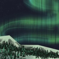 Northern Lights by Meg Burk
