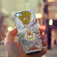 Dookie Album Animation Green Day Case for Iphone 4, 4s, Iphone 5, 5s, Iphone 5c, Samsung Galaxy S3, S4, S5, Galaxy Note 2, Note 3.
