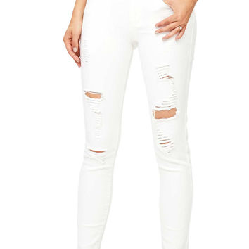 Blank Canvas Ankle Skinnys