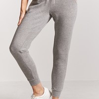 Fleece Drawstring Joggers