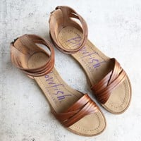 final sale - blowfish - baot wedge strappy sandal
