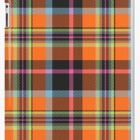 'TARTAN PATTERN 9' iPad Case/Skin by IMPACTEES