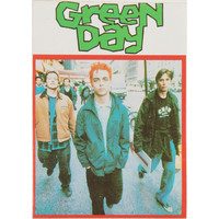 Green Day - Sticker