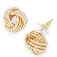 Oh Why Knot? Earrings