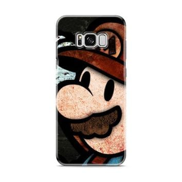 SUPER MARIO 3 Samsung Galaxy S8 | Galaxy S8 Plus Case