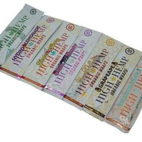 High Hemp Wraps Sampler Pack (7 Flavors 14 Wraps)